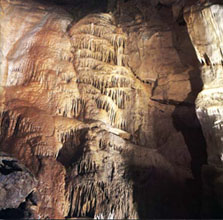 St. Paul's Chamber, Gough's Cave